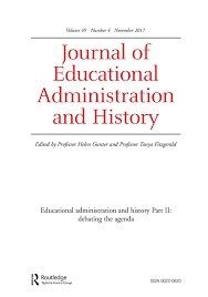 Editing: Journal of Educational Administration and History
