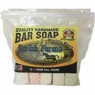 Pre-bagged Amish Soap