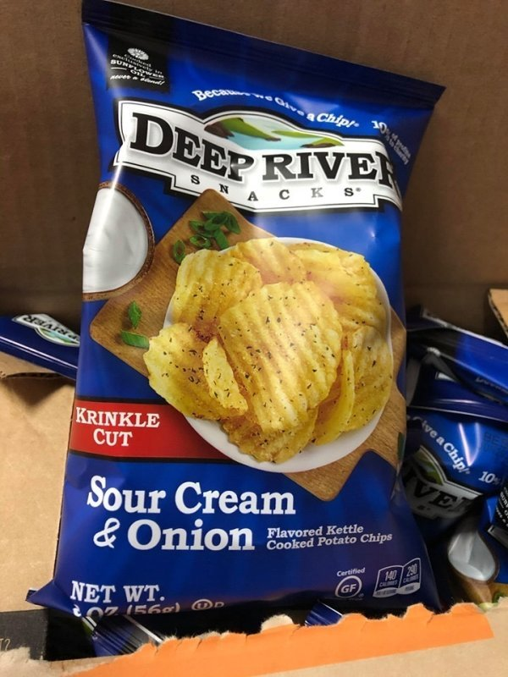 Deep River Potato Chips