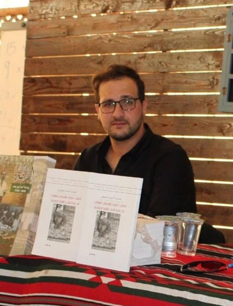 أ.أحمد الحرباوي