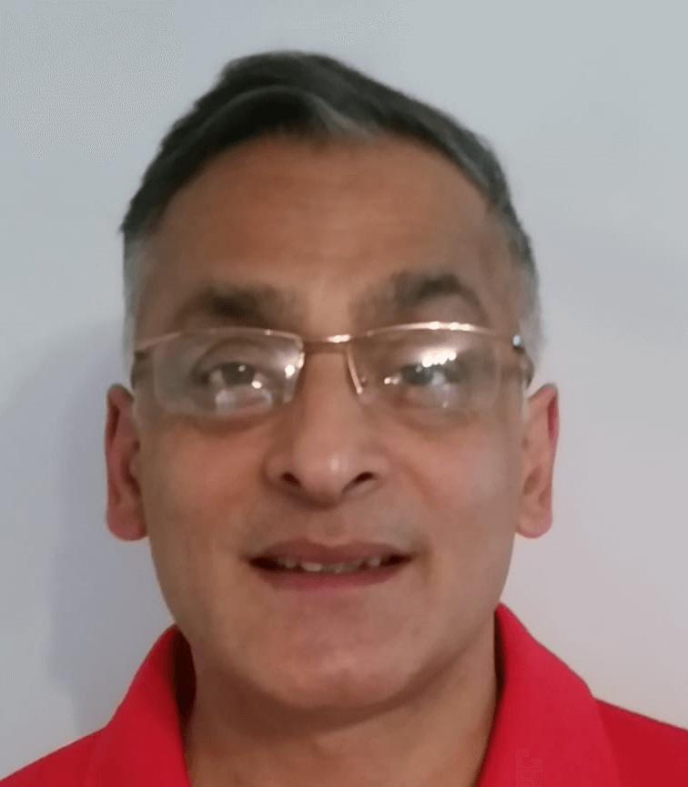 Nigel D'Cruz