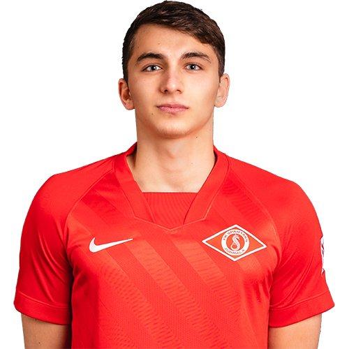#25 Adam MARKHIYEV