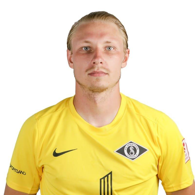#1 Vladislavs LAZAREVS