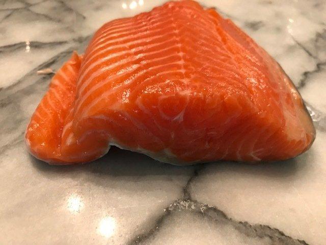 Norway Steelhead Salmon