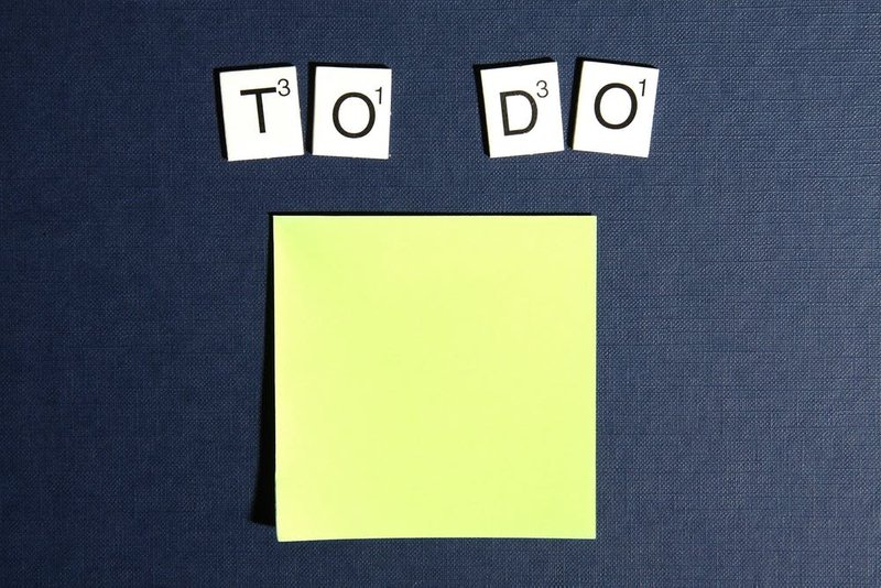 Wrangle Your To Do List with the Next-Action Technique