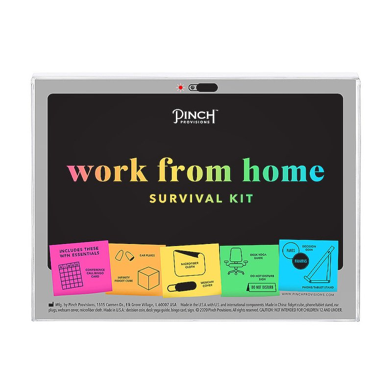 Featured: WORK FROM HOME SURVIVAL PACKAGES
