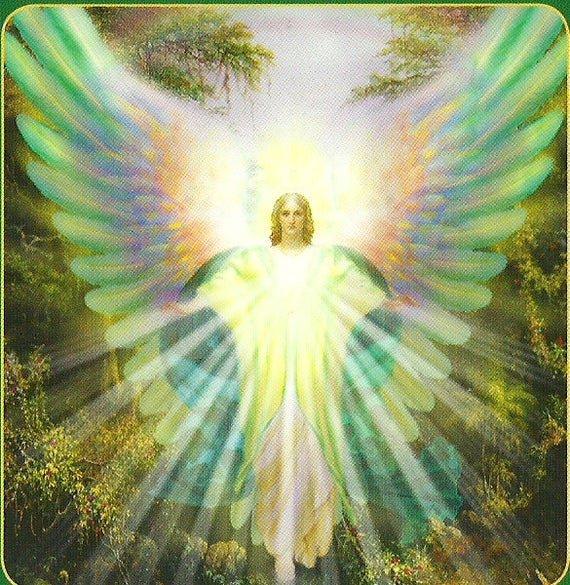 Angel Reiki Healing Session