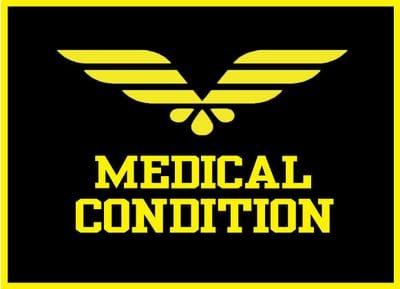 Medical Condition メディカルコンディション