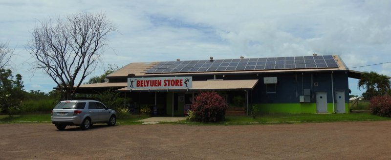 Belyuen Store