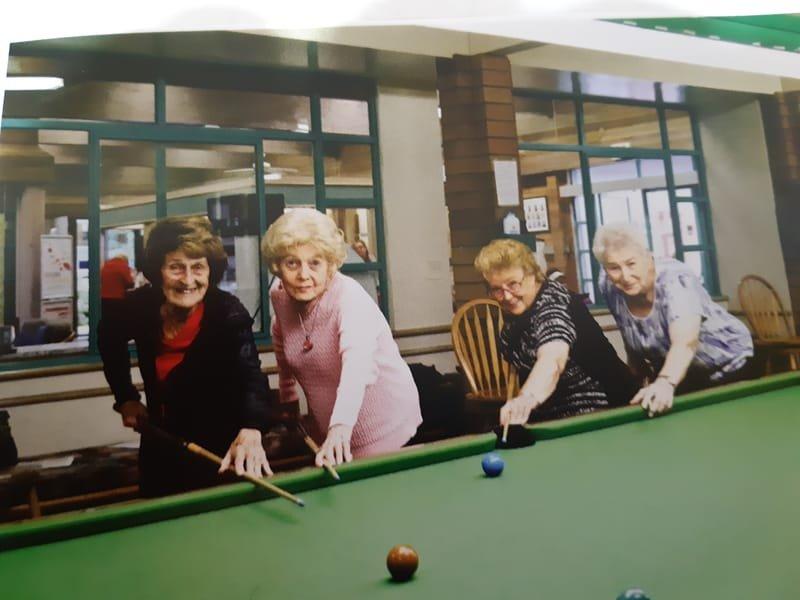 Snooker Ladies