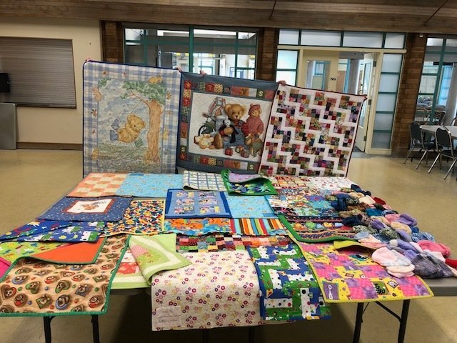 Quilting Drop - in
