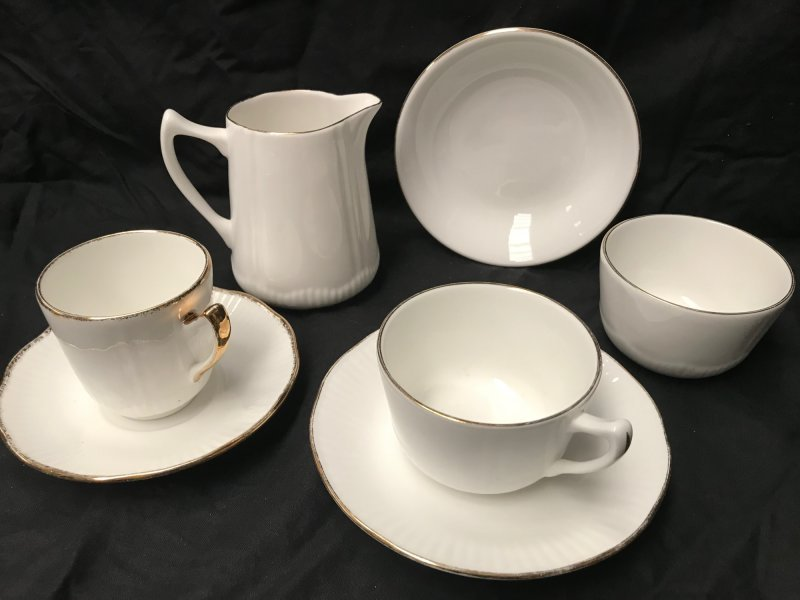 China and Crockery Hire Prices