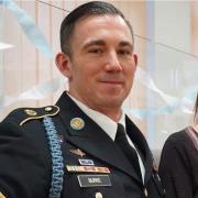 Command Sergeant Major (CSM) Mike Burke