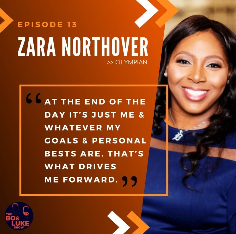 Zara Northover OLY