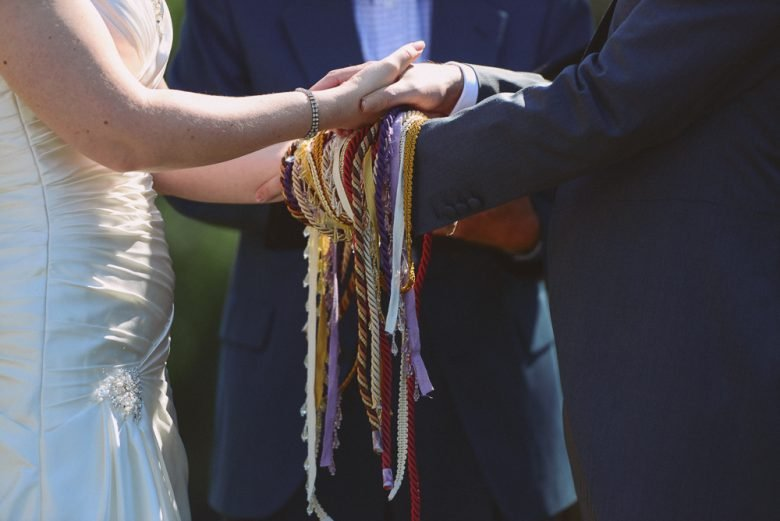 Traditional Hand-Fasting Cerimony