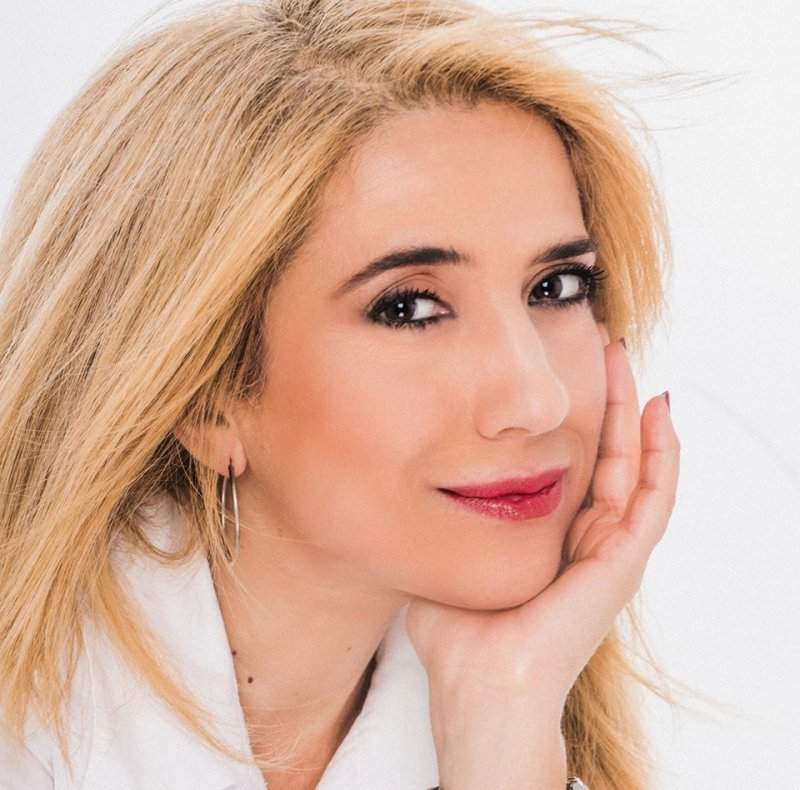 Νάσια Κονιτοπούλου // Φεγγάρι..μελαγχολικό» (New Song 2019-20)