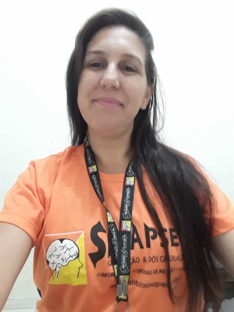 Profa. Rosangela Alves