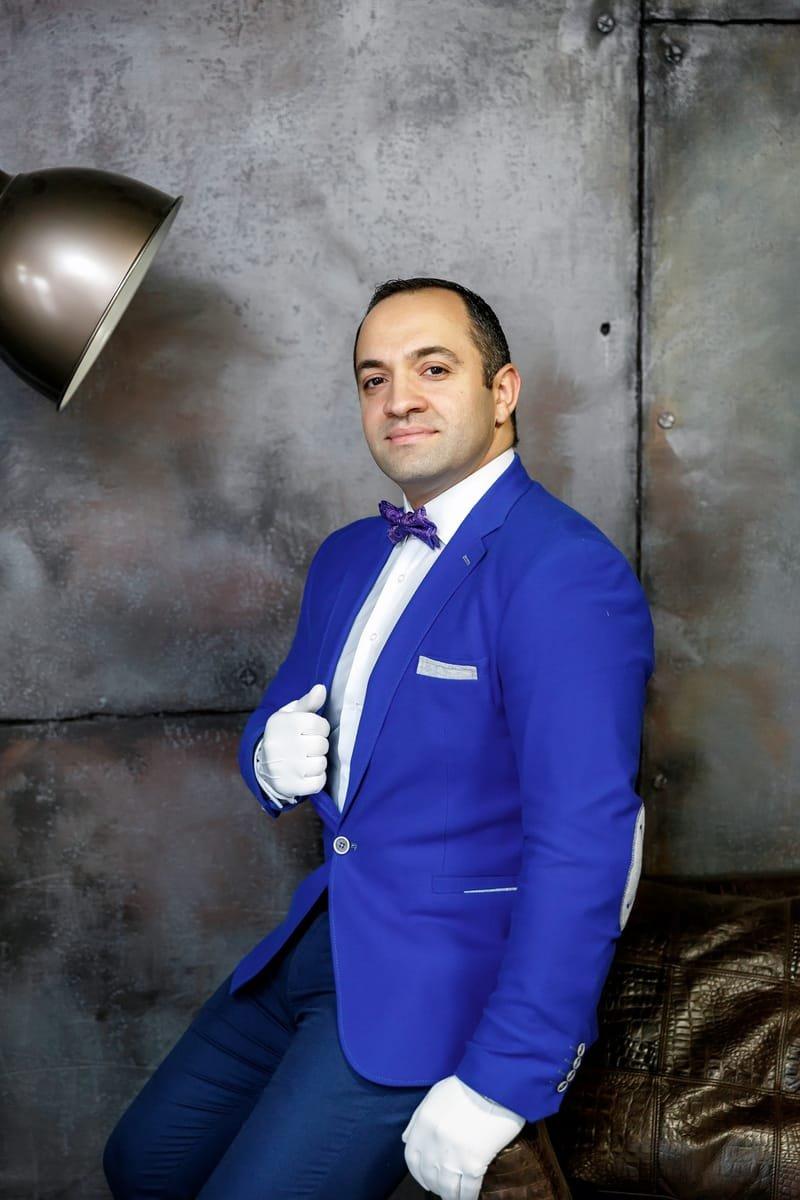 Мазманян Арно