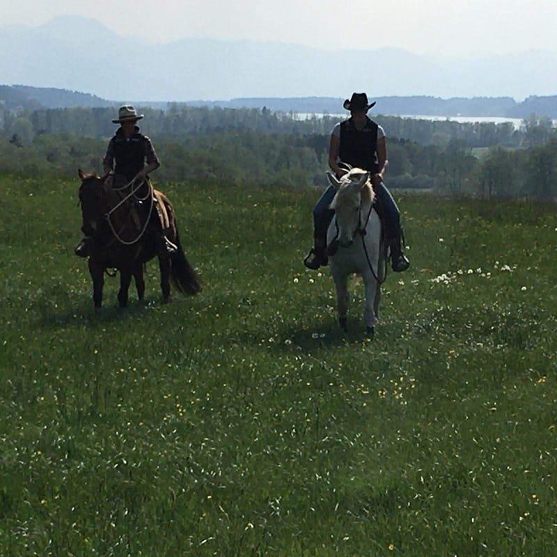Reiturlaub mit eigenen Pferd