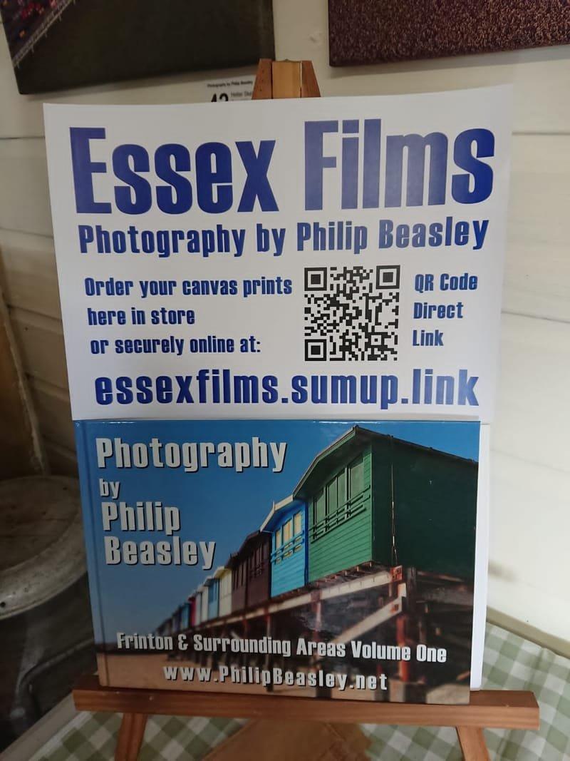 Essex Film Canvas Prints