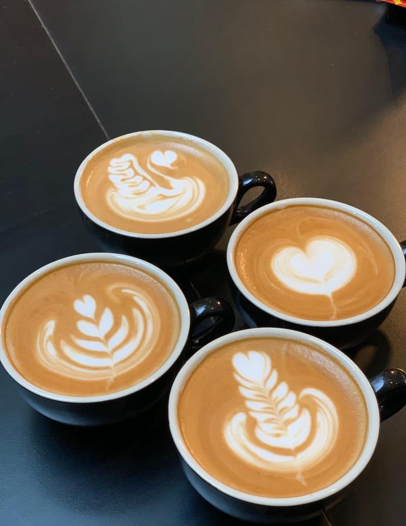 Latte Art Design