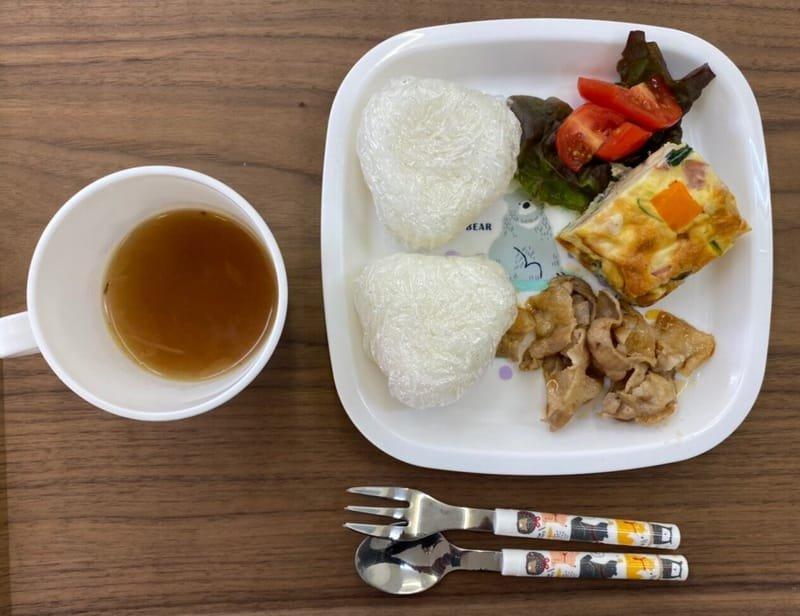 昼食について