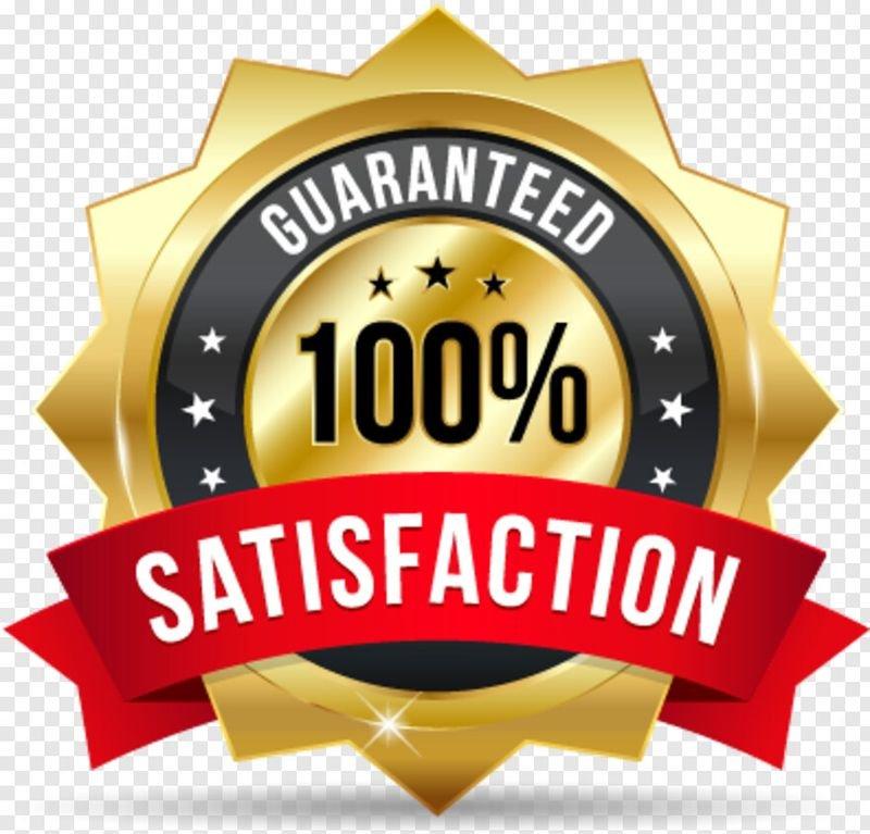 5. Guranteed 100% Satisfaction