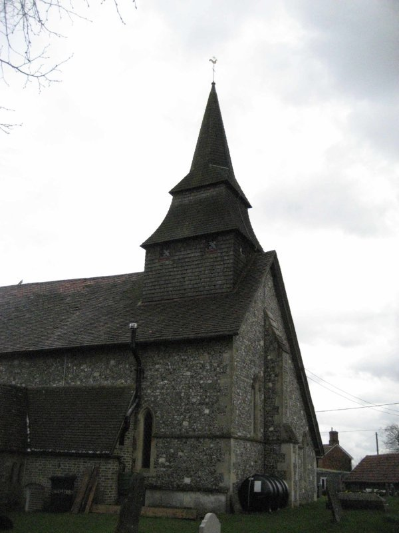 Hannington (All Saints) Hampshire.