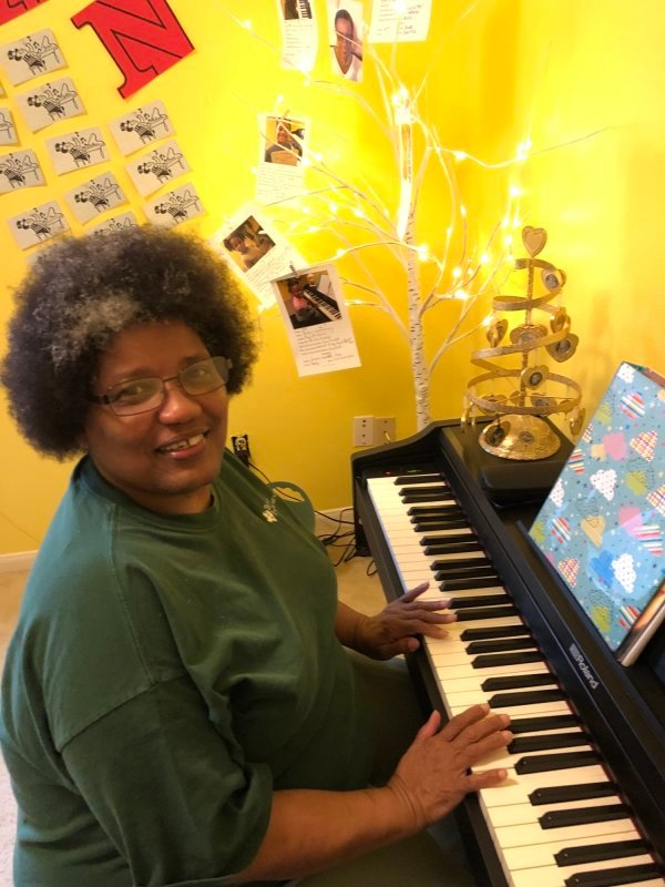 Piano Lessons for Senior Adults & individuals with Disabilities
