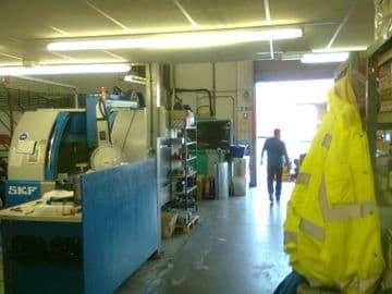 Fire Risk Assessment - Factories & Warehouse Facilities