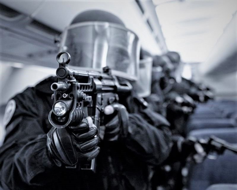 Military, Police & Security Advanced Training