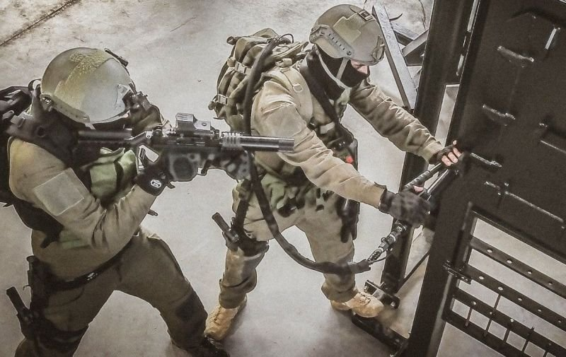 Tactical Breaching Solutions