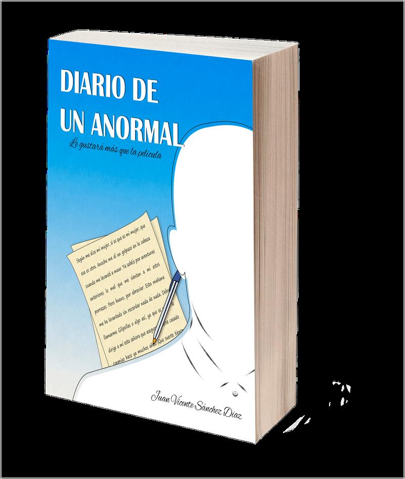 Dónde encontrar el libro DIARIO DE UN ANORMAL
