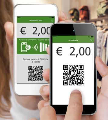 Sistema di Pagamento con QR Code: bT PAY, prenderà il nome Click & Paga
