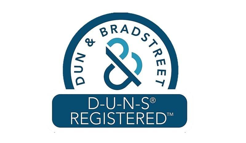Registered (Dun & Bradstreet)