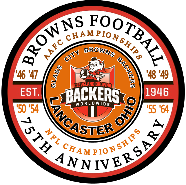 #2 GLASS CITY BROWNS BACKERS