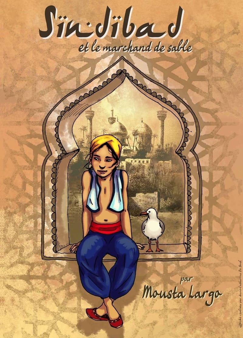 Sindibad et le marchand de Sable