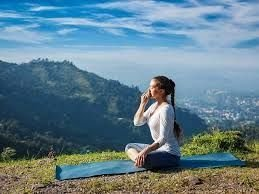2) Balanced breathing