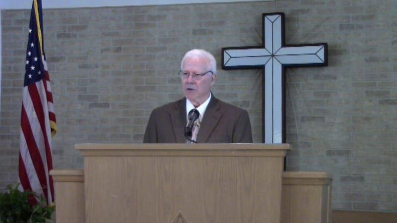 Pastor Vannest