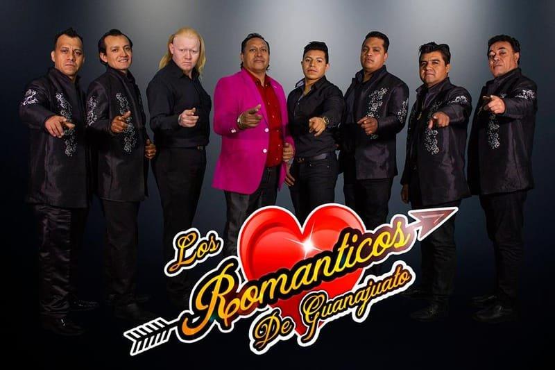 Los Románticos De Guanajuato