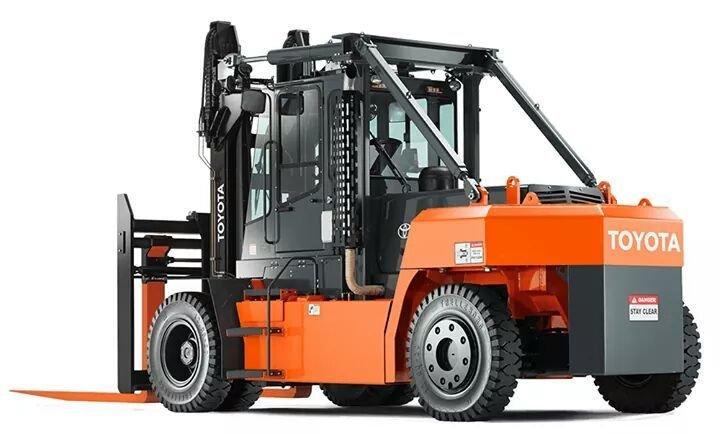 7 Tonne Forklift truck