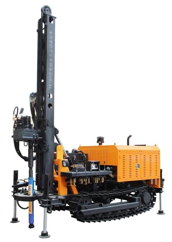 Drill Rig Truck