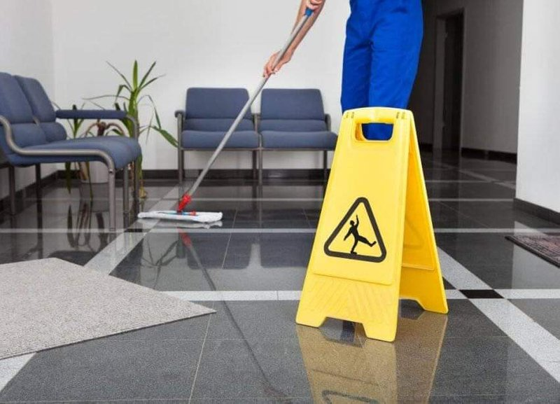 Contract Cleaning (Business/Residential & Office)