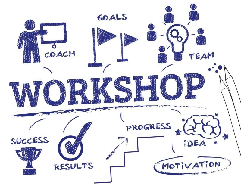 Agenda de tous les workshops DAV