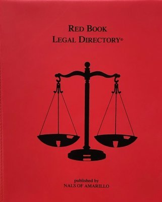 2022 RED BOOK LEGAL DIRECTORY
