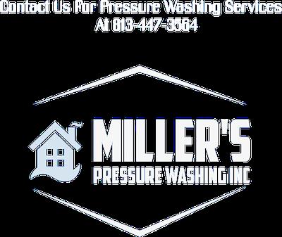 Miller's Pressure  Washing Inc