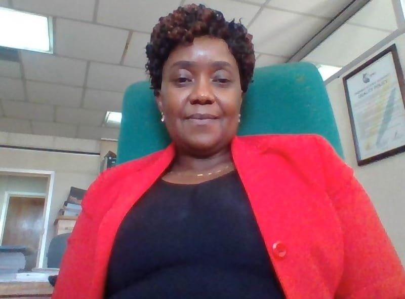 Julianah Munongi-Chikwanda