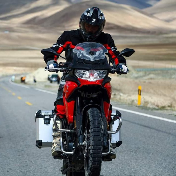 דרום - אילת - סטאר אופנועים