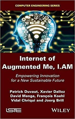 Le livre, Internet of Augmented Me : Empowering Innovation for a New Sustainable