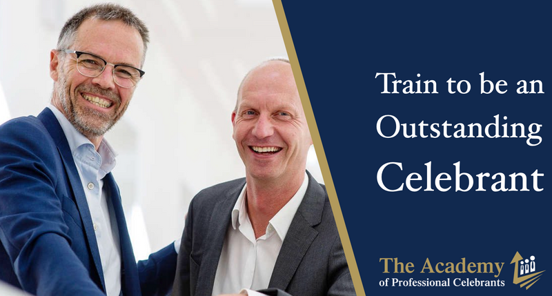 Why Choose The Academy of Professional Celebrants
